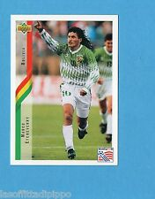 Figurina/CARDS-UPPER DECK 94 -WC USA 94- n.179- ETCHEVERRY - BOLIVIA