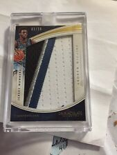 2015-2016 Immaculate Andrew Wiggins Timberwolves RC GU Quad color LGE Patch 1/18
