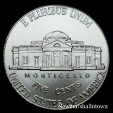 2009 D Jefferson Nickel ~ Uncirculated U.S. Coin from Bank Roll