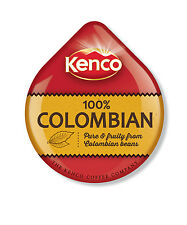 48 x Tassimo Kenco Colombian Coffee T-disc (Sold Loose)