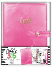 NEW MAMBI The Mini Happy Planner - Mini Deluxe Cover - Hot Pink Berry