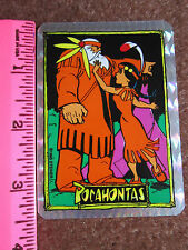 Pocahontas Collectible 1995 Steiner Kodak Paper Collector Trading Card Animation