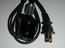 Vintage Jolly Time Hand Crank Popcorn Popper Replacement Power Cord (3/4  2pin)