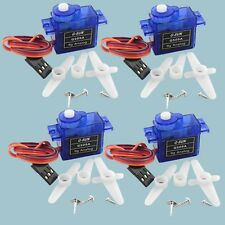 4X rc Servo micro 9g for towpro sg90 Rc helicopter Airplane Foamy Plane robot U
