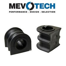 NEW Jeep Commander 06-10 Pair Set of 2 Front Sway Bar Bushings Mevotech MS25871