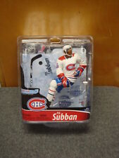 2011 HOCKEY MCFARLANE NHL 28 MONTREAL CANADIANS P K SUBBAN COLLECTOR LEVEL