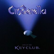 Live at The Keyclub by Cinderella
