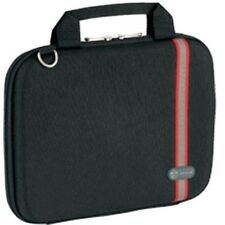 "TARGUS RACING STRIPE HARDSIDED LAPTOP CASE 11.6 inch ,FITS NOTEBOOK 8.9"" - 11.6"""