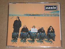 OASIS - ROLL WITH IT - CD MAXI-SINGLE COME NUOVO (MINT)