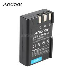 EN-EL9 7.4 V 1200mAh Camera Battery for Nikon D3X D40X D40 D60 D3000 D5000 U6A7