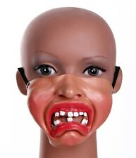 Cry Baby Mask Latex Half Face Fancy Dress Costume Stag night Crying Halloween