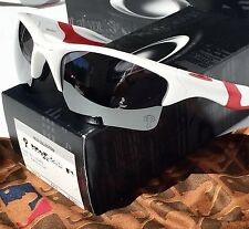 Oakley HALF JACKET 2.0 Black Iridium Phillies MLB Sunglass 9154-43 Philadelphia