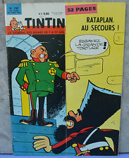 Journal Tintin n°705, 26 avril 1962, Rataplan, dessin Berck
