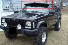 JEEP CHEROKEE XJ FORWARD SPOILER - SUN VISOR NEW