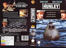 The Hunley, Armand Assante Video Promo Sample Sleeve/Cover #15887