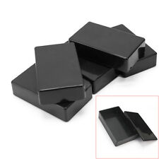5Pcs 100x60x25mm Plastic Electronic Project Box Enclosure Instrument Case O9