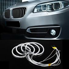 BMW WHITE CCFL LED Angel Eyes Halo Rings Lampade Luci F E36 E39 E46 3 5 7 Series