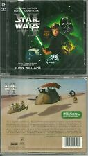 "MUSIQUE DU FILM "" STAR WARS "" ( 2 CD ) JOHN WILLIAMS NEUF EMBALLE - NEW & SEALED"
