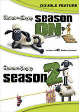 Shaun The Sheep: Season 1 & 2, New DVDs
