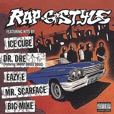 Various: Rap G Style Explicit Lyrics Audio Cassette