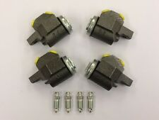 FULL SET OF 4 MORRIS MINOR FRONT WHEEL CYLINDERS GWC110 / GWC111