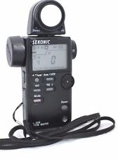 Sekonic Zoom Master L-508 Light Meter w/Strap from Japan  23-4B