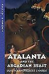 Atalanta and the Arcadian Beast (Young Heroes (Harper Paperback))-ExLibrary