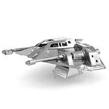 Star Wars 3D Laser Cut Metal Miniature Model Kits Self Build SnowSpeeder
