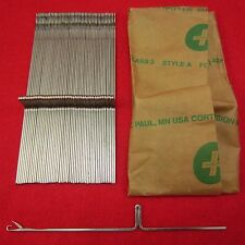 NEU 100 Nadeln für Silver Reed SRP 20-60N Strickmaschinen KnittingMachine Needle