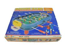 Vintage Real Sports Action Soccer Game Table Top Game