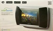 Allure Energy Ever Sense Wi-Fi Touch Screen Thermostat