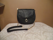 Vince Camuto - LOUISE ET CIE JAEL- OCTAGON-PULL SHOULDER BAG with Gold Chain
