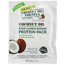 Palmer's Coconut Oil Formula Deep Conditioning Protein Pack 2.10 oz (Pack of 6)