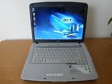 "ACER ASPIRE 5720Z 15.4"" 250GB HDD 3 GB RAM WEBCAM WIFI WIN7  NEW BATTERY +-3H"