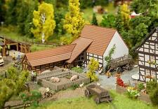 Faller N 232371 Agricultural Building with accessory new