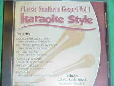 Classic Southern Gospel #1 Christian Daywind Karaoke Style ~ Who Am I ~ CD+G New
