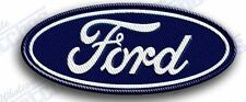 "FORD  AUTO CAR  iron on embroidery patch 3.4"" X 1.6""   F150 SUV TRUCK MUSTANG"
