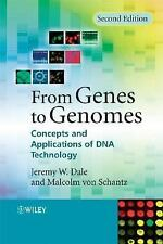 From Genes to Genomes: Concepts and Applications of DNA Technology