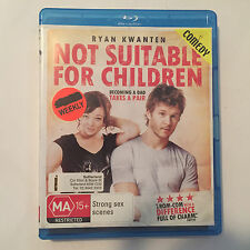 Not Suitable For Children (Blu-ray, 2012)