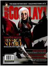 COSPLAY CULTURE Mag QUEEN JESSICA NIGRI Hot Costume Cover 2/2 STAR TREK Poster