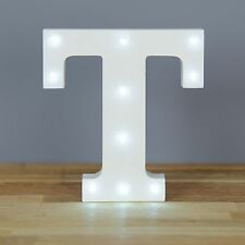 Up In Lights Light up Letters - Letter T