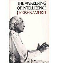 The Awakening of Intelligence by J. Krishnamurti (Paperback, 1997)