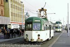 Blackpool Corporation 623 Brush Tram Photo Ref P219