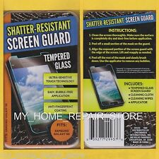 US SELLER! FREE S&H! SAMSUNG GALAXY S6 TEMPERED GLASS SCREEN PROTECTOR GUARD