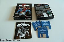 Boxed Amiga Game Body Blows by Team 17 ۩