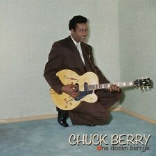 CHUCK BERRY - ONE DOZEN BERRYS  VINYL LP + CD NEU