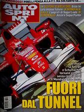 Autosprint 17 2006 Ferrari e Schumi vincenti ad Imola. Pirelli e la F1 SC.58