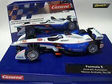 """Carrera Digital 132 Formula E Andretti Autosport """"M.Andretti, No.28"""" 30704"""