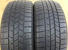 2 Stück 235/55 R19 CONTINENTAL  CrossContactWinter Winterreifen EXTRA LOAD! 105H