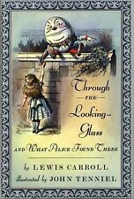 Through the Looking-Glass and What Alice Found There-ExLibrary